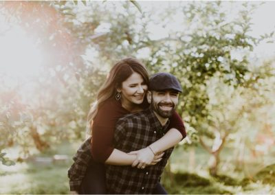 Engagement Photos in North Adams, Massachusetts / Massachusetts Engagement Photographer