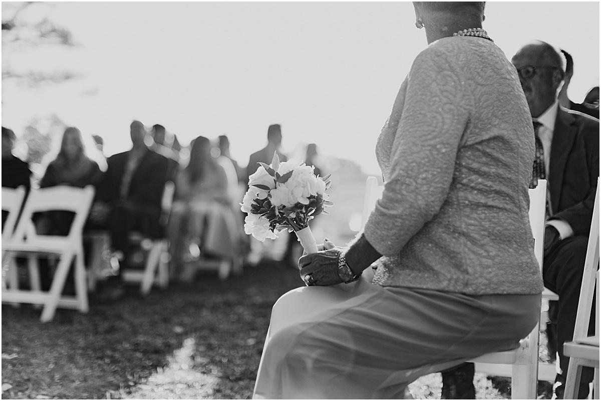 Rustic Backyard Fall Southern Charming Alabama Wedding