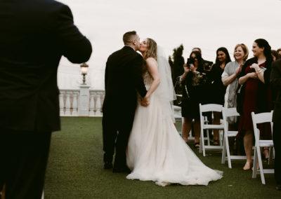 Courtney + Joseph / Villa Barone Hilltop Manor Mahopac, NY Wedding