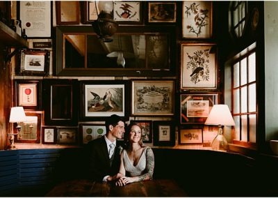 Rustic Catskills Wedding at Wayside Cider / Upstate New York Wedding Photographer