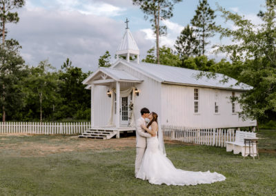 Elegant Southern Wedding at The Barn at Homestead in Hurley, Mississippi / Gulf Coast Wedding Photographer