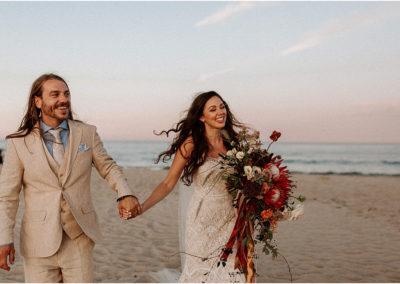 INTIMATE BACKYARD WEDDING IN SPRING LAKE, NEW JERSEY / NJ WEDDING PHOTOGRAPHER